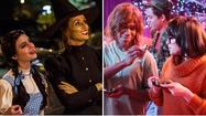 'Happy Endings' and more: Halloween on TV 2012