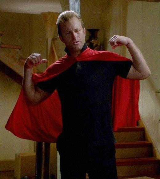 'Happy Endings' and more: Halloween on TV 2012: Danny (Scott Caan) gets into the Halloween spirit.  Airs: Monday, Oct. 29 at 10 p.m. ET/PT on CBS.