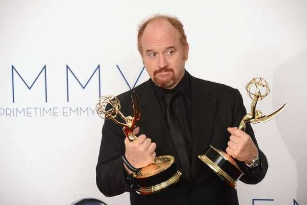 "Louis C.K., creator and star of FX's ""Louie,"" won Emmys for ""Louis"" and for ""Louis C.K. Live at the Beacon Theatre"" special. The comedian is delaying the launch of the fourth season until spring 2014."