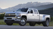 Chevy Silverado 3500 HD