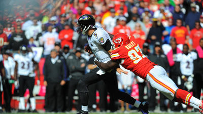 Tale of the tape: Joe Flacco's game-sealing scramble