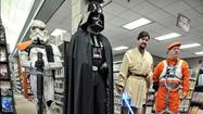Force of reading strong at Star Wars Reads Day in Elkridge