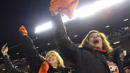 Orioles drawing big home market TV audience in postseason