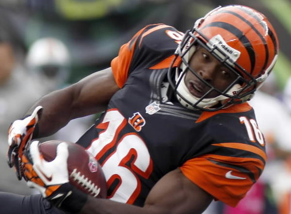 After a hot start, Hawkins has cooled off a bit, but the targets are still there. Someone is going to emerge as Andy Dalton's No. 2 guy behind AJ Green, and whoever does will be a valuable commodity. The only question is, will it be Hawkins ...  <br><b>Last week:</b> 5 receptions, 47 yards<br><b>This week:</b> @Browns