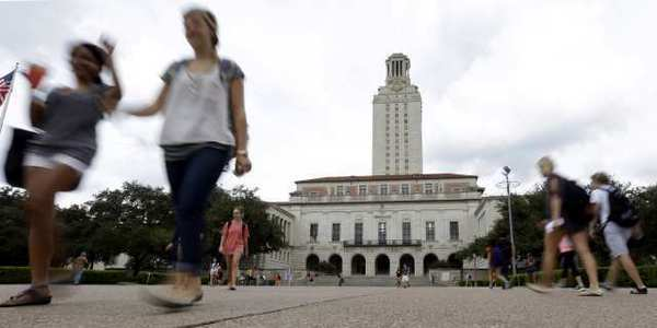 The University of Texas' affirmative action program is at the center of a U.S. Supreme Court case.