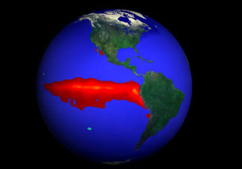El Nino, an abnormal warming of the eastern Pacific Ocean, may be a no-show this hurricane season.