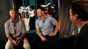 Dave Hyde interviews Jason Taylor, Zach Thomas