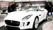 2014 Jaguar F-Type up close
