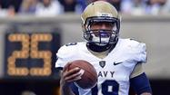 Navy QB Reynolds draws comparisons to Dobbs