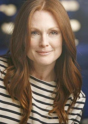 Julianne Moore wears it well.