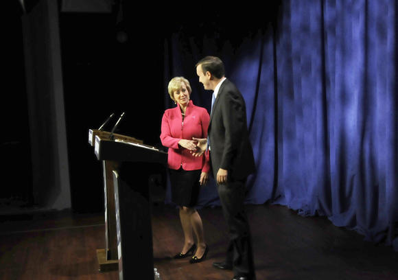 The First 2012 Senate Debate