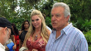 Picture: Time-share mogul David Siegel and wife Jacqueline