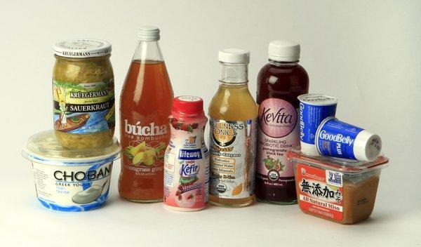 Probiotics produce b vitamins