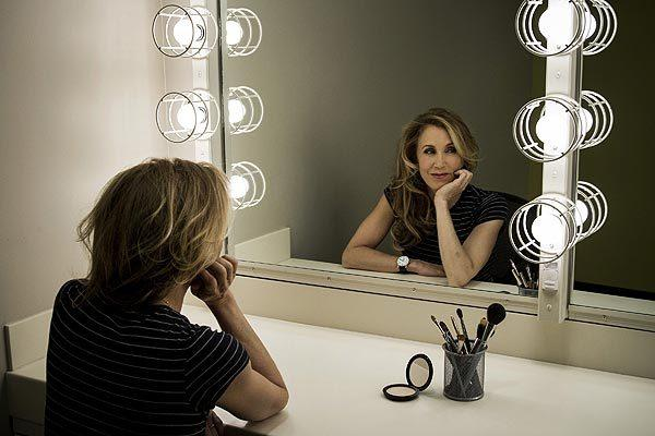 Celebrity portraits by The Times: Felicity Huffman is filling time after Desperate Housewives with the David Mamet play November and a mothering website.  MORE: Its no easy act for Felicity Huffman