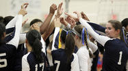 River Hill vs. Centennial Girls Volleyball [Pictures]