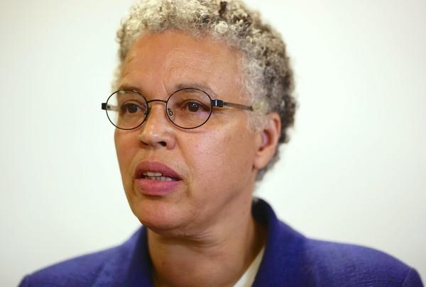 Cook County Board President Toni Preckwinkle has floated the idea of a tax on guns and bullets.