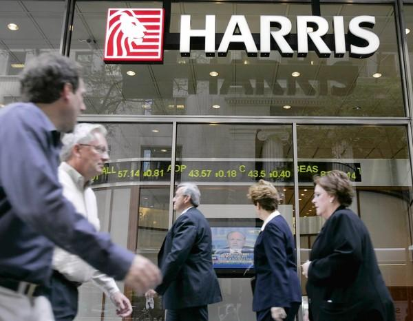 Regional banks like BMO Harris are committed to growing in Chicagoland, according to a report released by KBW.