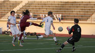Salina Central soccer beat Andover in a battle of 2-loss teams