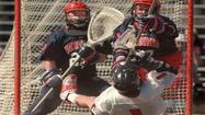 A group of former Virginia men's lacrosse players is heading to Charlottesville this weekend to play the current team and hold a free clinic to raise money for the daughters of Chris Sanderson, former goaltender for the Cavaliers and the now-Chesapeake Bayhawks of Major League Lacrosse, who died June 28 at age 38 after a 3 1/2-year battle with brain cancer.