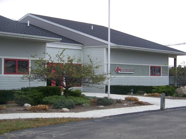 The Northern Lower Chapter of the American Red Cross, which has an office in Petoskey seen here, currently has no board of directors in place, and recently lost its chapter manager.