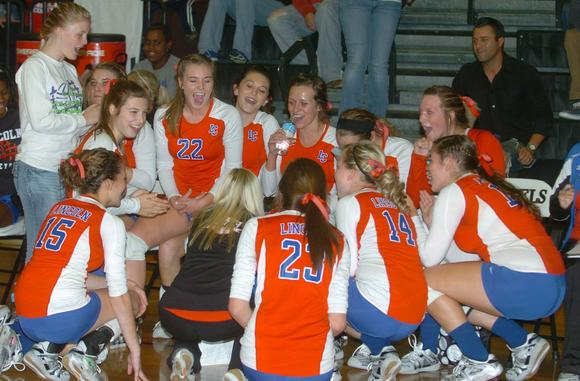 Lincoln County volleyball