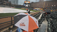 Rain follows Orioles to New York, but expected to clear