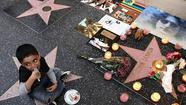 John Lennon's 72nd birthday brings fans to his Hollywood star