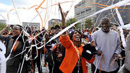 Orioles rally at City Hall [Pictures]