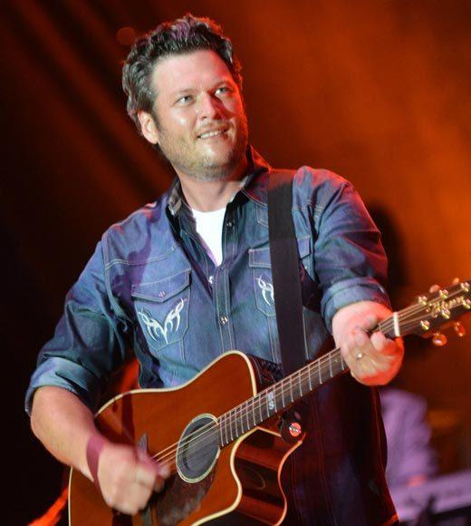 "Luke Bryan, ""I Don¿t Want This Night To End""<BR> Jake Owen, ""Alone With You""<BR> Blake Shelton, ""God Gave Me You"" (pictured)<BR>                   Keith Urban, ""For You""<BR> Chris Young, ""You"""