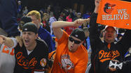 Baltimore bars honor Orioles' playoff run with drink and food specials