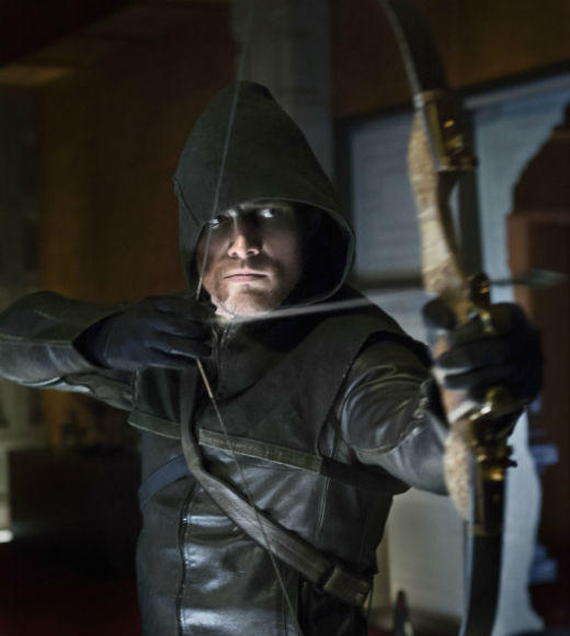 From 'Batman' to 'Arrow': The evolution of the TV superhero: The powers: Archery skills, killer abs  The actor: Stephen Amell  The run: 2012-?  The villains: Corrupt officials, China White, Deadshot, The Royal Flush Gang   The tone: Gritty and realistic  Of note: The pilot has been getting rave reviews from critics.
