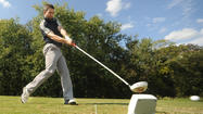 Brian Bent - World Long Drive qualifier [Pictures]