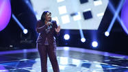 'The Voice' contestant Terisa Griffin making artist friends