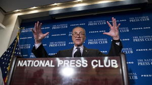 No, Sen. Schumer, compromise is not a dirty word