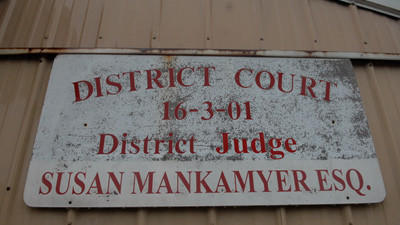 Boswell District Judge