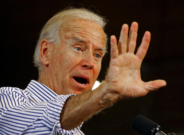 Vice President Joe Biden speaks in Asheville, N.C., this month. Biden will debate Republican vice presidential nominee Paul D. Ryan on Thursday.