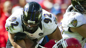 Haloti Ngata limited at Wednesday's practice