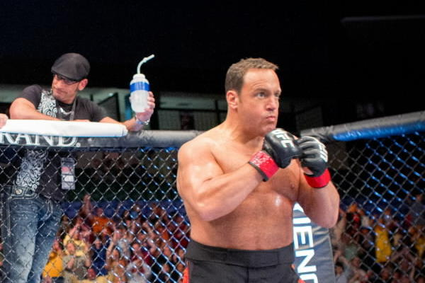 "Kevin James stars in ""Here Comes the Boom."""