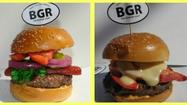 Presidential burger battle at BGR The Burger Joint
