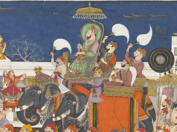 'Maharaja: The Splendor of India's Royal Courts'