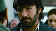 "The propulsive hostage thriller ""Argo,"" the third feature directed by Ben Affleck, just plain works. It's heartening to encounter a film, based on fact but happy to include all sorts of exciting fictions to amp up the suspense, whose entertainment intentions are clear. The execution is clean, sharp and rock-solid. It's as apolitical as a political crisis story set in Iran can get. But ""the first rule in any deception operation is to understand who your audience is."""