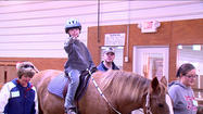 Special needs kids bond with horses in a special way