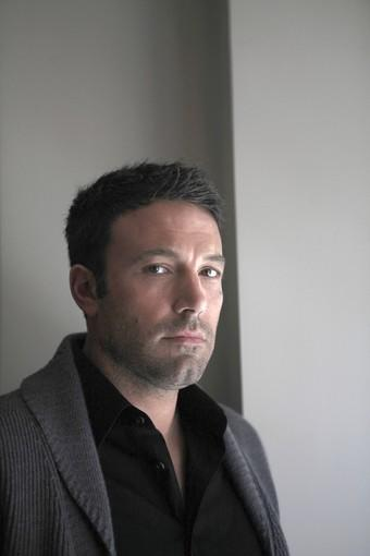 Actor and director Ben Affleck photographed in the Waldorf Astoria hotel in Chicago.