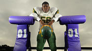 Q&A with Wilde Lake football player Moise Larose