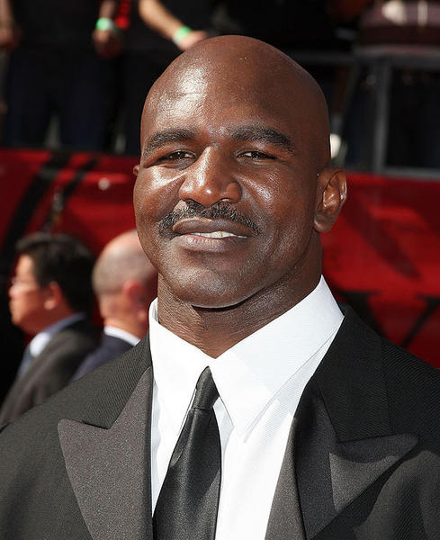 "Former heavyweight champion Evander Holyfield recently buried the hatchet with Mike Tyson for the infamous ear-biting incident of 1997 on ""The Oprah Winfrey Show.""  Holyfield turns 48 today."