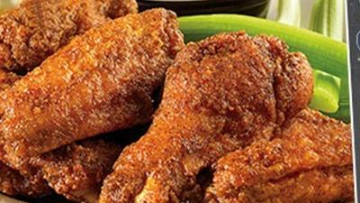Free chicken wings Thursdays at Outback Steakhouse