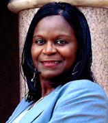 Gallaudet University diversity officer Angela McCaskill