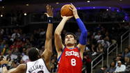<strong>Nik</strong><strong> Vucevic</strong> is 7 feet tall now, but when he first started playing basketball as a kid in Europe, he was shorter than the forwards and centers on his youth teams. For that reason, coaches originally played him at point guard. As time went on, he moved into the frontcourt.