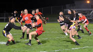 Parkland's Powder Puff Football