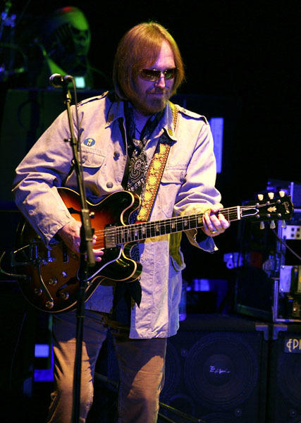 "<a class=""taxInlineTagLink"" id=""PECLB005428"" title=""Tom Petty"" href=""/topic/entertainment/music/tom-petty-PECLB005428.topic"">Tom Petty</a> is 60 today. (Photo by Angela Weiss/Getty Images)"
